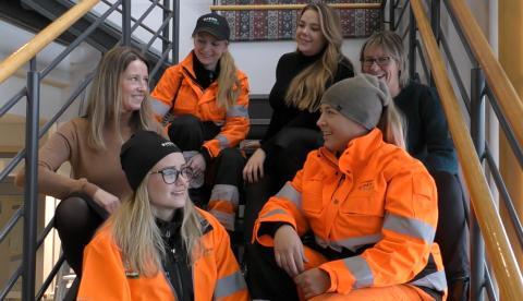Internationella kvinnodagen och hållbar logistik