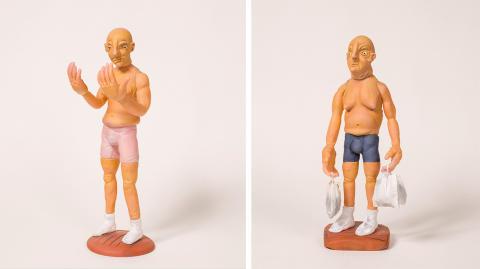 Nationalmuseum förvärvar två glasskulpturer av Rasmus Nossbring