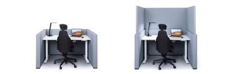 Världspremiär på Stockholm Furniture Fair – Mount Design introducerar en nytänkande funktionell möbel för öppna kontorslandskap.
