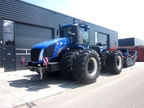 3. Platz New Holland T9.700