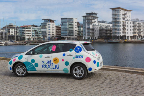Nya bilar i Helsingborgs elbilspool 5