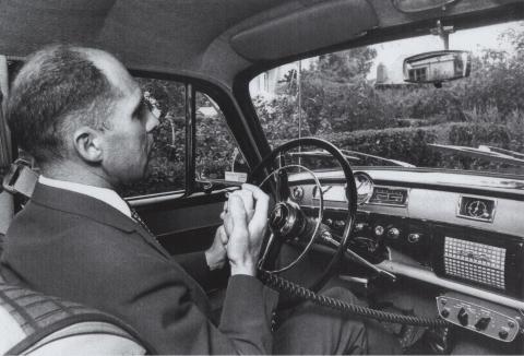 Mobiltelefonen er 50 år