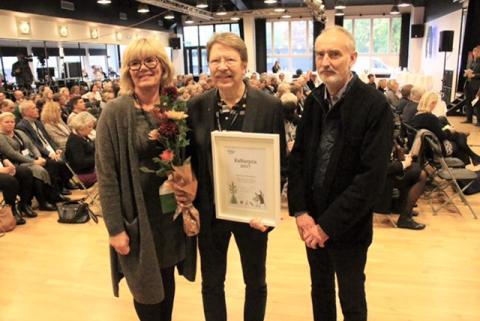 Föreningen Nässelfrossa tilldelas Region Blekinges kulturpris