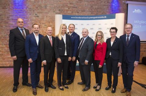 Erfolgreiche BdS-Mitgliederversammlung mit neuem Präsidium