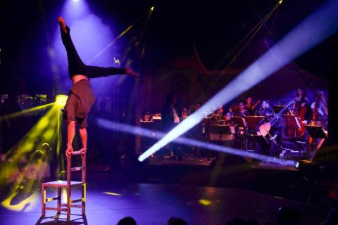 Barocke Circusträume bis 11. September 2018 in Annaberg- Buchholz