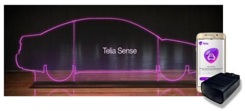 Telia utökar tjänsten Telia Sense med EasyPark som partner