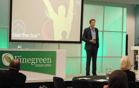 NHS leaders can learn from top athletes, says Roger Black