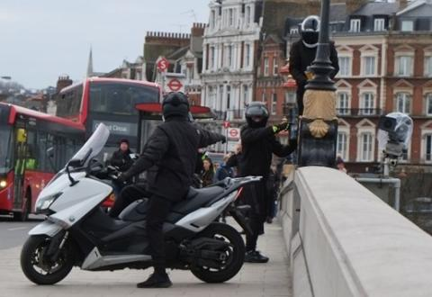 Members of criminal group jailed for series of moped enabled robberies