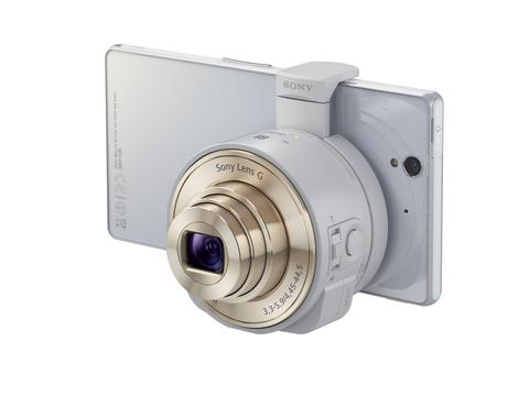 Sony QX series