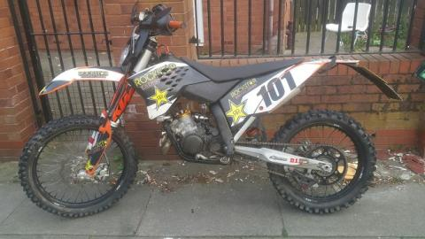 Unroadworthy trail bike seized and man arrested on suspicion of drug driving following stop in Bootle