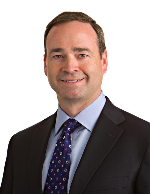 Patrick Pacious tritt die Nachfolge von Stephen Joyce als Chief Executive Officer an