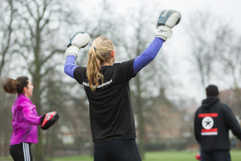 Role for physical activity to play in tackling violence against women and girls
