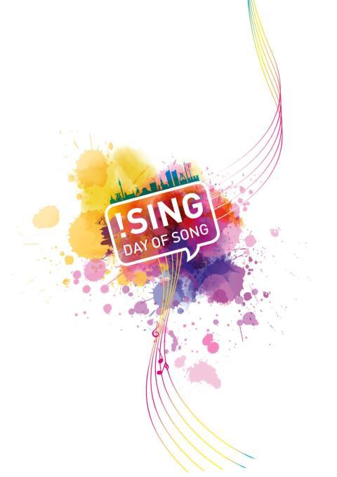 !SING Digital – der kleine DAY OF SONG an diesem Samstag auf YouTube