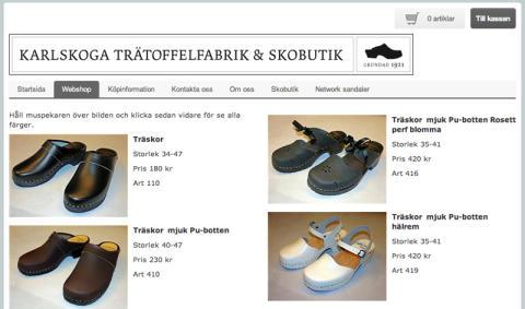 Alltfler småföretagare säljer på internet