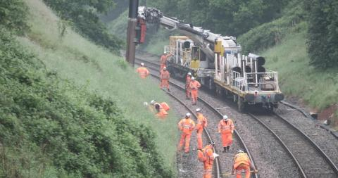 'Stay off the railway' warning as Walsall to Rugeley line is electrified
