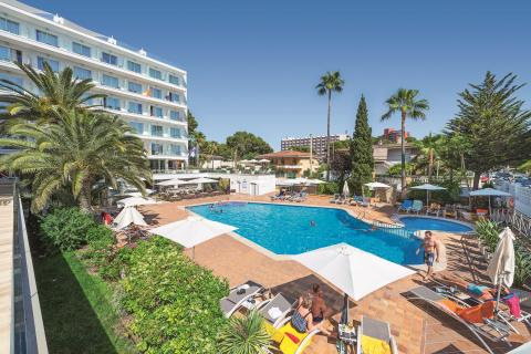 allsun Hotel Cristobal Colon Pool