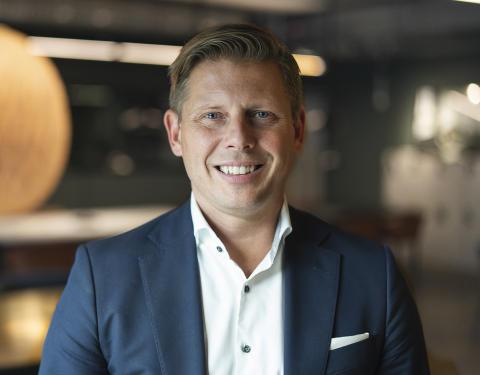 Dennis Sjöblom, vd