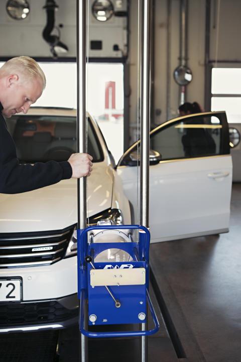Besikta Bilprovning till Bjuv - Med etableringen kan boende i Bjuv för första gången besiktiga bilen på hemmaplan