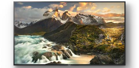 Sony lanserar BRAVIA Z-serien – ultimat 4K HDR TV