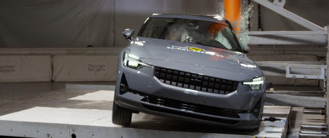 ​New brands choose safety in Euro NCAP's first tests of 2021