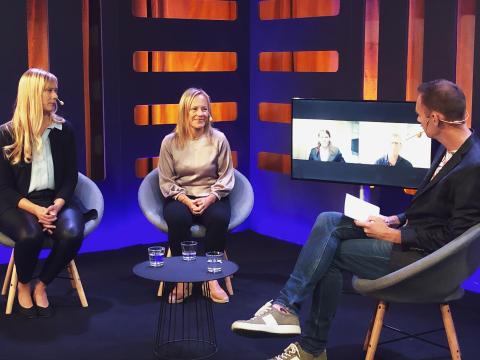 """Nordic ConTech Talks: """"Digitaliseringen är inte en teknikfråga – det är en kulturfråga"""""""