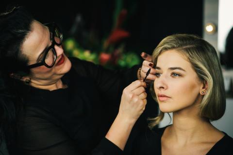 4K Make-up