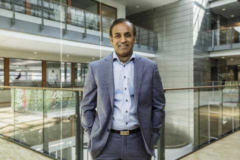Rajan Maheshwari, Country Head TCS Norway