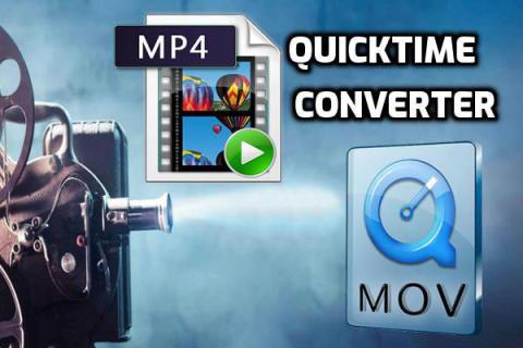 QuickTime Konverter: MP4 zu MOV einfach konvertieren und umgekehrt
