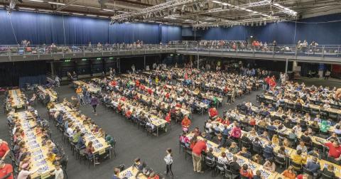 Ytterligare ett schackevenemang till Helsingborg