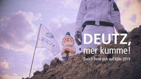 Zurich Versicherung nutzt Moodfilm zur Einstimmung auf neuen Standort