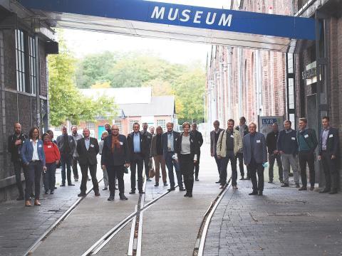 Zwischen Digitalisierung, Zero Emission und Corona: 16. Jahrestreffen der Europäischen Route der Industriekultur (ERIH) in der Metropole Ruhr