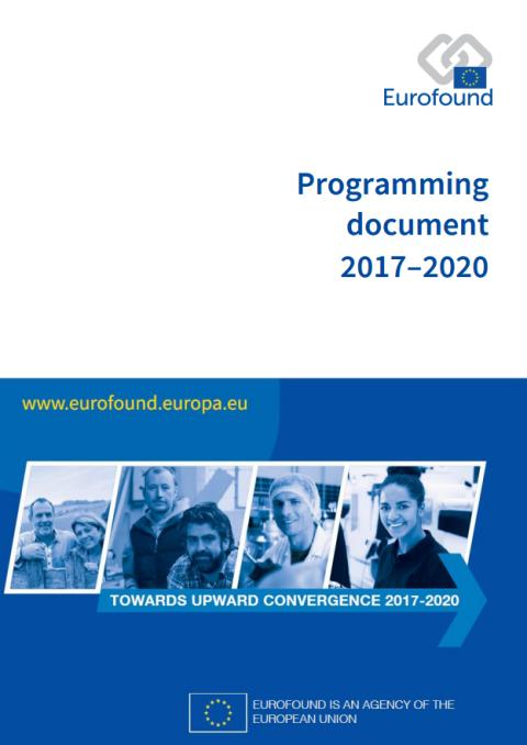 Programming document 2017-2020 cover
