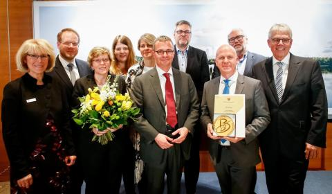 Alle Preistraeger 2018 des Brandenburger Tourismuspreises