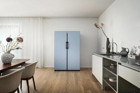 Samsung lanserar Bespoke i Norden: Ett kylskåp designat för din personliga smak