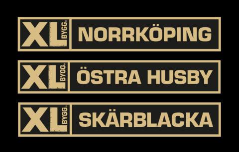 XL-BYGG Norrköping förvärvar Byggshopen Östra Husby AB och Skärblacka Bygghandel AB