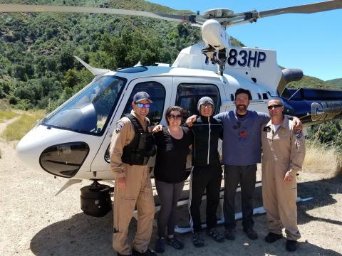 Pulloposti tekee comebackin – pelasti veden saartaman perheen Kaliforniassa