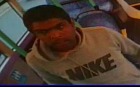 Image of man - Wembley bus assault