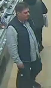 CCTV appeal following theft - Bicester