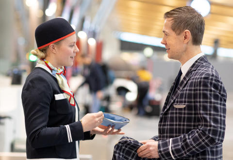 Norwegian upcycles uniforms into a series of new, sustainable products