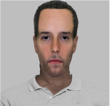 E-Fit image released in connection with burglary – Whitchurch, Buckinghamshire