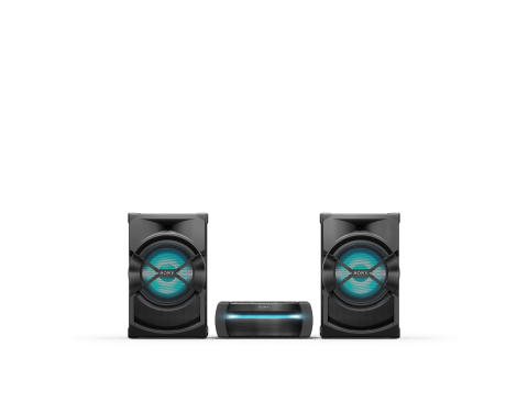 Sony introduceert nieuwe serie High Power Audio-partyspeakers