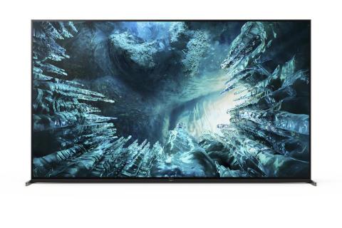 Preizkusite novi televizor Sony ZH8 8K HDR Full Array LED