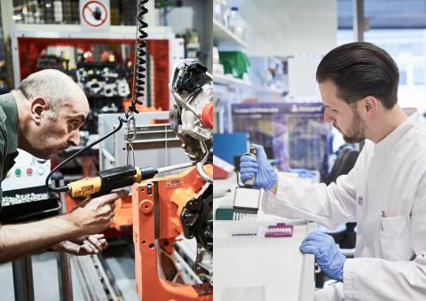 Bilproduksjon og kreftbehandling (4)