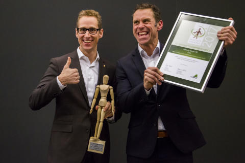 Offiziell innovativ: Kebony mit Woody Award vom GD Holz ausgezeichnet