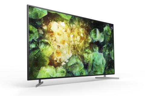 Die 4K HDR LCD-Fernseher XH81, XH80 und X70 von Sony sind jetzt im Handel