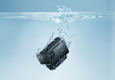 Sony introduceert HDR-AS50 Action Cam