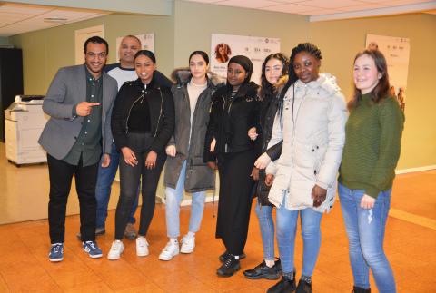 Bydel Stovner satser på jobb for ungdom