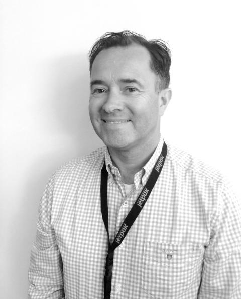 Stein I. Eidsvåg ny Commercial Director for Jetpak