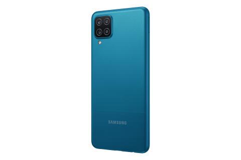 Samsung Galaxy A12_Blue_Back_L30