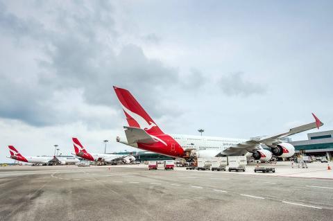 Qantas inks Strategic Marketing Partnership with Singapore Tourism Board and Changi Airport Group